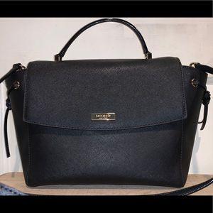Kate Spade Tote purse , black, crossbody